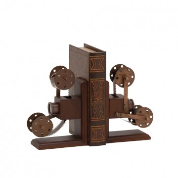 Gears Bookends