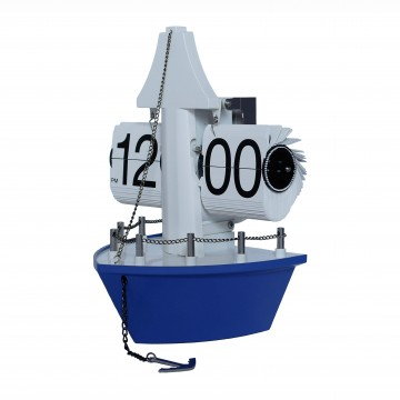 Flip Clock - Nautical