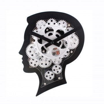 Geared Brain Clock